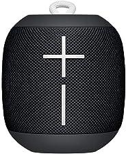Ultimate Ears WONDERBOOM Altoparlante Wireless Bluetooth, Resistente agli Urti e Impermeabile con Connessione Doppia, Singolo, Nero (Ricondizionato)