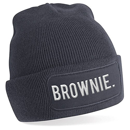 Brownie. , Beanie Mütze / Black