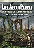 Life After People: The Complete Seasons One & Two [DVD]