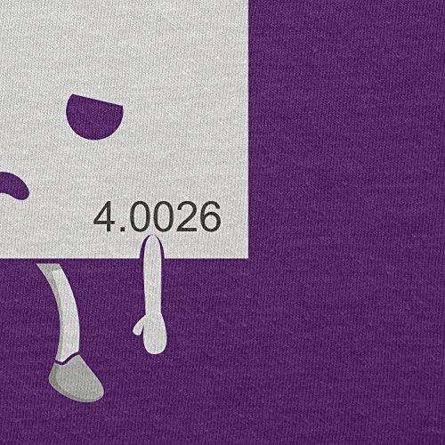 NERDO - I hate my Voice - Herren T-Shirt Violett