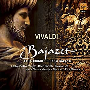 Bajazet (D'arcangelo, Ciofi, Daniels, Garanca) [2cd+DVD]