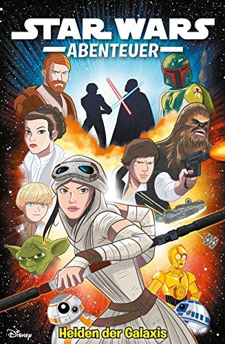 Star Wars Abenteuer - Helden der Galaxis