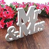 Alcoa Prime 1 Set Solid Mr & Mrs Wooden ...