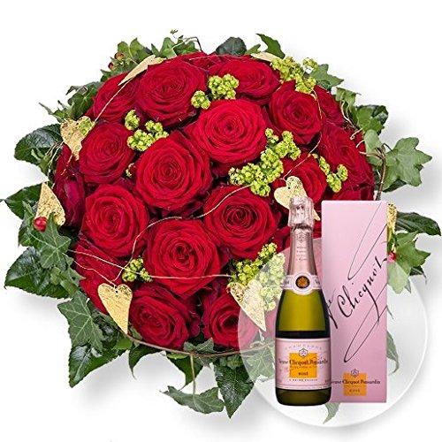 blumenstrauss-scarlett-und-champagner-veuve-clicquot-rose