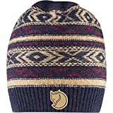 Fjällräven Övik Folk Knit Beanie - Modische Wollmütze