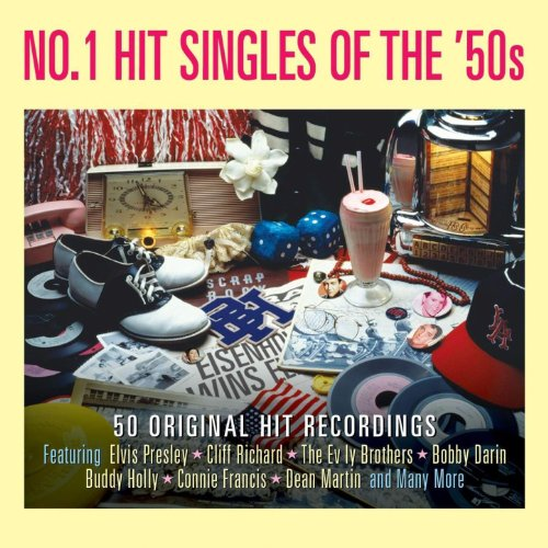 No. 1 Hit Singles Of the 50s