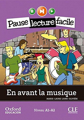 En avant la musique. Pack (Lecture + CD-Audio) (Mise En Scène) - 9782090314199 por Marie-Laure Lions-Oliviéri