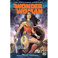 Wonder Woman Vol. 4 Godwatch (Rebirth)