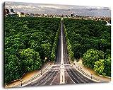 Autoroute de la taille de la ville: 80x60 cm peinture sur toile couverte, d'énormes...