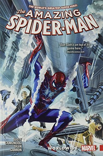 Amazing Spider-man: Worldwide Vol. 4 (The Amazing Spider-Man: Worldwide) por Dan Slott