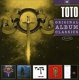Original Album Classics : Toto / Hydra / Turn Back / Toto Iv / Isolation (Coffret 5 CD)