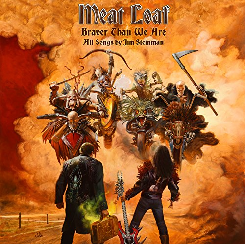Meat Loaf: Braver Than We Are (Audio CD)