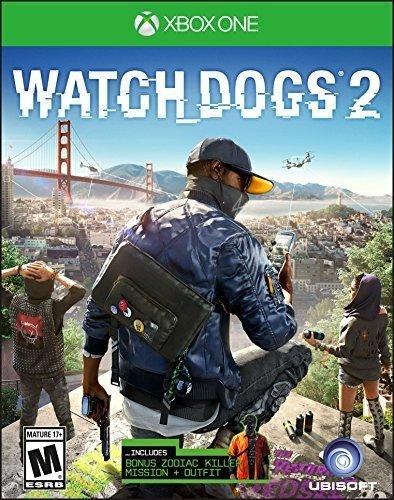Ubisoft Watch Dogs 2 - Xbox One