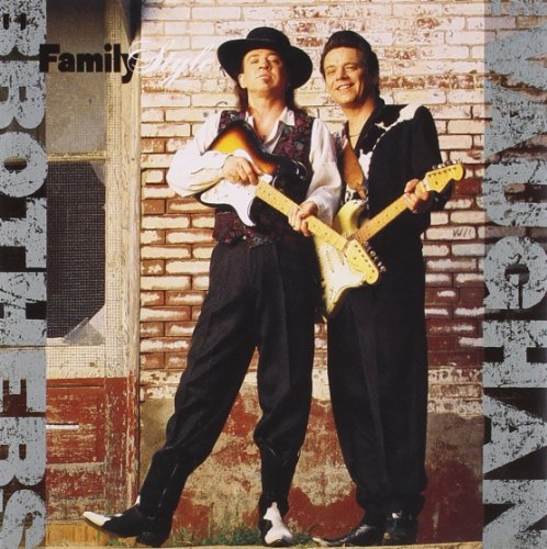 the Vaughan Brothers: Family Style (Audio CD)
