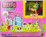Filly Butterfly Bezauberndes Gartenhaus Spielset 1 von 6 inkl. Butterfly Filly '' Alyssa ''