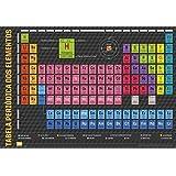 Grupo Erik Editores TSEPT015 - Vade escolar con diseño tabla periódica de los elementos