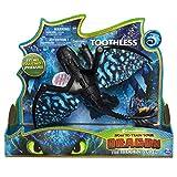 Dragons 3 – 6045090 – Spiel Kinder – Actionfigur – Drache Deluxe – Film Drachen 3 Die versteckte Welt – zufällige Auswahl