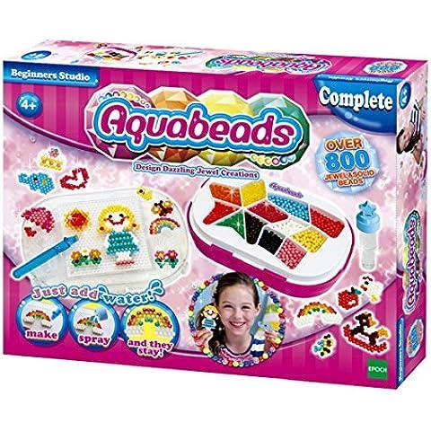 Aquabeads - Set di perline per bricolage con fissaggio ad acqua