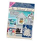 The Tattered Lace Bastelmagazin, Ausgabe 25, inkl. Stanzform