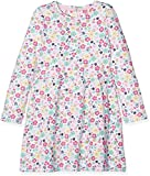 Mothercare Girl's Floral Dress Short Sleeve, Pink, 1-2 Years (Manufacturer Size:98)