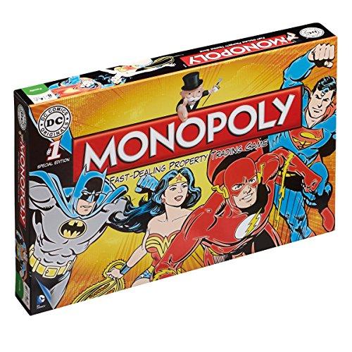 Monopoly DC Comics (Roben Superman)