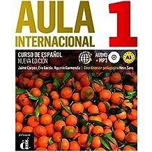 Aula Internacional 1 (A1) – Libro del al. + CD: Nueva edición (2015) (Ele - Texto Español)