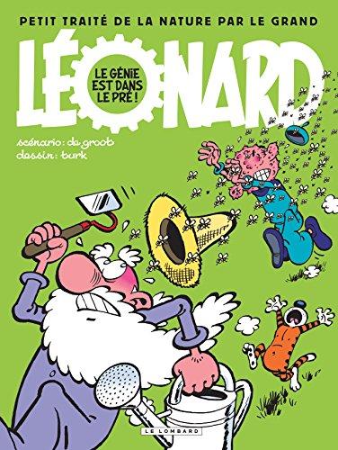 Léonard - Compilation - tome 3 - Le génie est dans le pré! Petit traité de la nature par le grand Léonard
