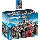 PLAYMOBIL® Knights 2er Set 6001 3328 Falkenritterburg