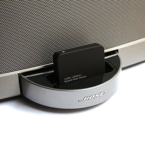 LAYEN i-DOCK 4.1 Bluetooth-Funkadapter Stereo-Musikempfänger. AptX &