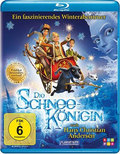 Preisvergleich Produktbild Die Schneekönigin [Blu-ray]