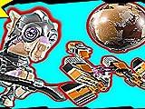 Clip: Sebulba's Podracer & Tatooine Planet