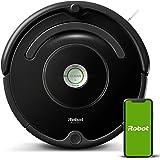 iRobot - Robot aspirador Roomba 671 conectado a WIFI, Para alfombras y suelos, Tecnología Dirt Detect, Sistema limpieza en 3
