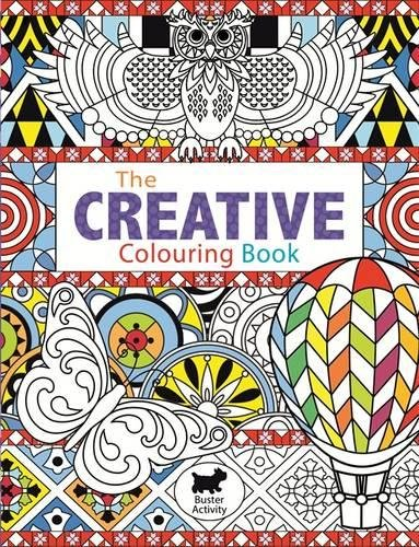 The Creative Colouring Book (Buster Activity)