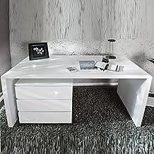 Schreibtisch weiß modern  Suchergebnis auf Amazon.de für: schreibtisch weiß hochglanz