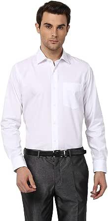 Safed Men's Slim Fit Shirt