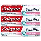 Colgate Sensitive Maximale Stärke empfindliche Whitening Zahnpasta 6Unze (Pack von 6)