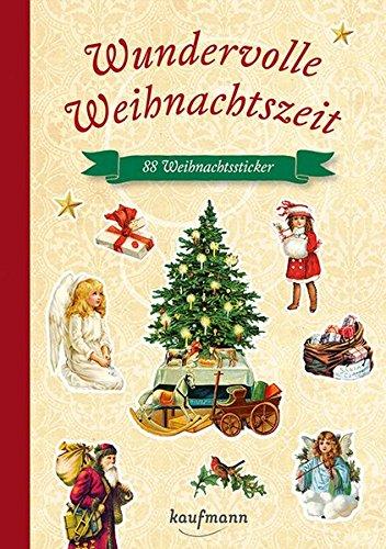 Wundervolle Weihnachtszeit: 88 Weihnachtssticker