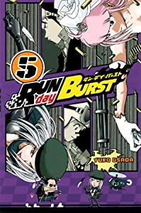 Run day Burst Edition simple Tome 5