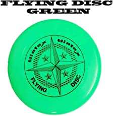 Flying Disc (Frisbee) - Durable and Light Weight Non Toxic 9 inch Flying Disc Toys for Outdoor Indoor Playing by Shiv Shakti