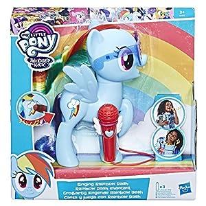 Hasbro E1975 Juguete Musical - Juguetes Musicales (Toy Karaoke Set, My Little Pony,, Batería, AAA, 203,2 mm)
