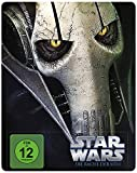 Star Wars: Episode III - Die Rache der Sith: Steelbook [Alemania] [Blu-ray]