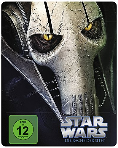 Star Wars: Die Rache der Sith (Steelbook) [Blu-ray] [Limited Edition]