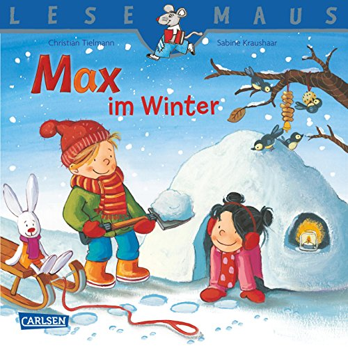LESEMAUS: Max im Winter