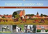 Reiterstadt Verden - Aller (Wandkalender 2018 DIN A2 quer): Die Pferdestadt an der Aller (Monatskalender, 14 Seiten ) (CALVENDO Orte) [Kalender] [Jan 20, 2016] Klünder, Günther
