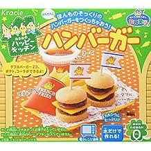 Juego Popin' Cookin' Chucherías Hamburguesa por Kracie