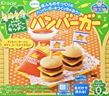 Kit de fabrication de hamburgers Kracie Popin' Cookin'