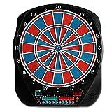 Dart board dartshop Bull's Flash elettronico con display a LED con frecce 1-4 giocatori