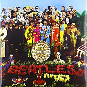 Sgt Pepper's Lonely Hearts Club Band by EMI