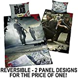 Walking Dead Single Panel Dekbed Cover Bed Set Reversibele Panel Designs