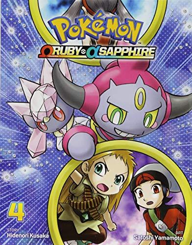 Omega Ruby Alpha Sapphire. Vol. 4